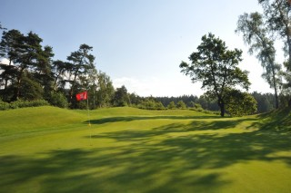 Golf Resort Franzensbad-Green Nr.5