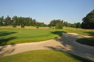 Golf Resort Franzensbad-Green Nr.3