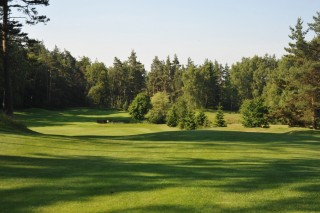 Golf Resort Franzensbad-Green Nr.16